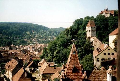 Sighisoara, Moldavia