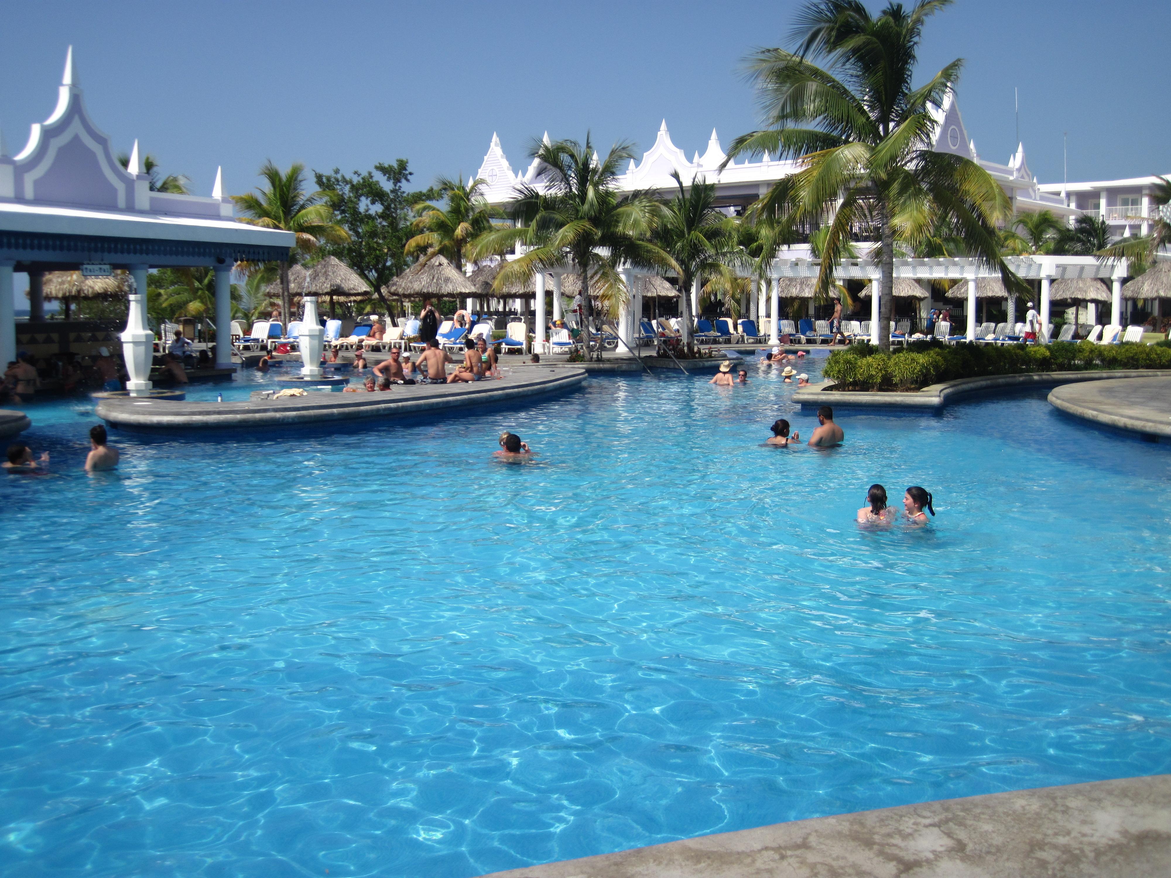 Riu Montego Bay Room Service Menu