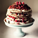 Double Chocolate & Raspberry Pavlova