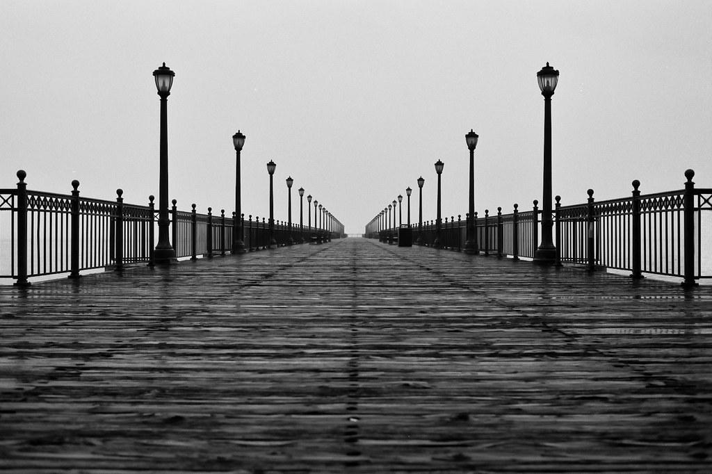 Pier 7 Fog