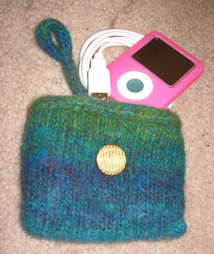 iPod Cozy 1a