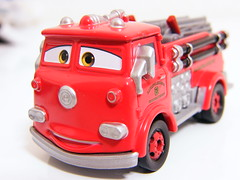 Cars - Red - Tomica