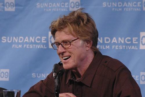 Robert Redford opens the 2009 Sundance Film Festival