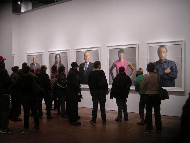 Target First Saturdays @ Brooklyn Museum DSC00032