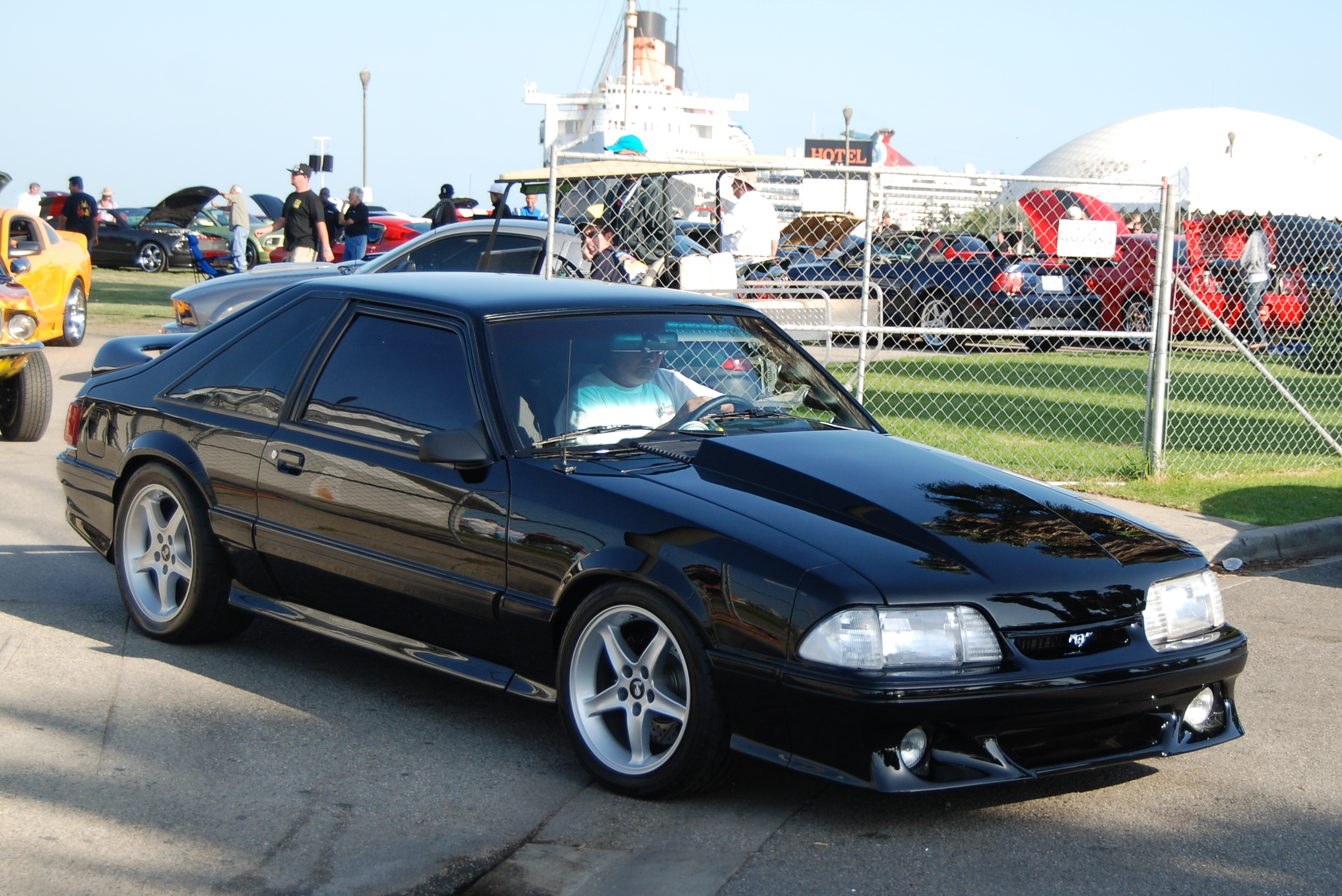 ford mustang 5 0 gt foxbody flickr photo sharing. Black Bedroom Furniture Sets. Home Design Ideas