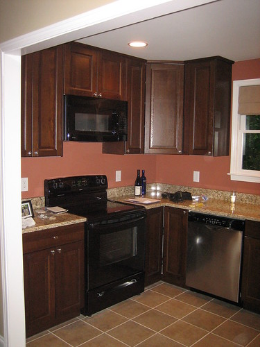 After Renovation - Kitchen