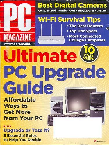 PC Magazine 2008 10