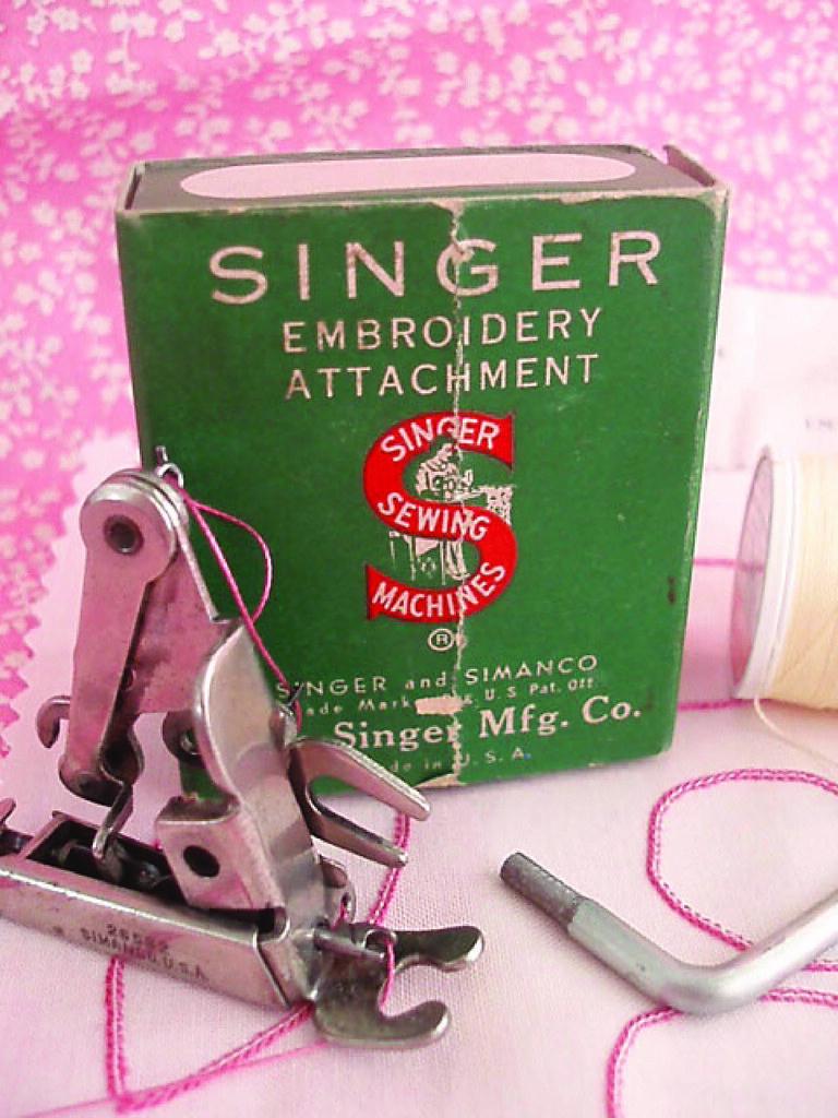 Oiling Diagram For The Singer Model 663