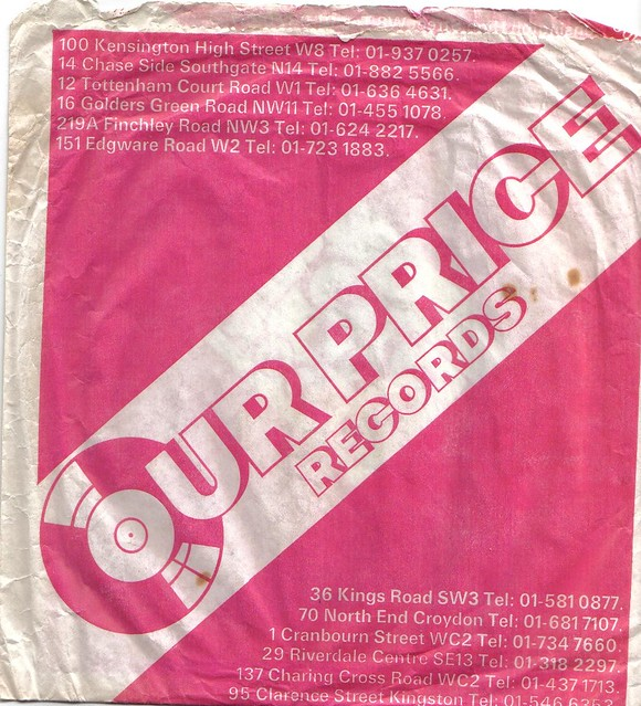 record bag our price