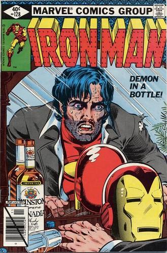 Ironman Demon in a bottle