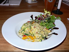 salad(0.0), produce(0.0), meal(1.0), vegetarian food(1.0), risotto(1.0), food(1.0), dish(1.0), cuisine(1.0),