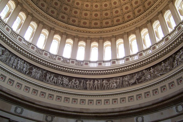 Inside the US Capitol | Flickr - Photo Sharing!
