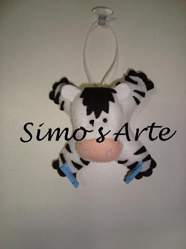 Novo modelo - Zebra by Artes by Simo's®