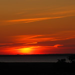 Sunset, Fire Island National Seashore