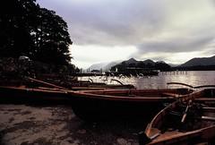 Boats at Derwent Water