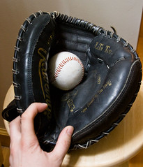 Catcher's Mitt on Ebay