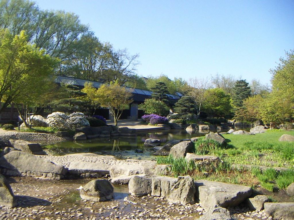 Hamburg Planten Un Blomen Japanischer Garten 2 Shibumiug Flickr