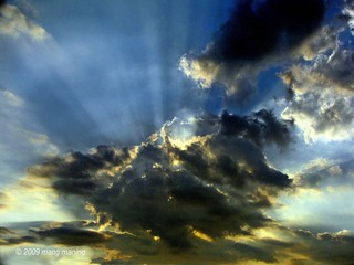 If You Believe in God, He Will Open the Windows of Heaven and Pour Blessings Upon You  (HMB)