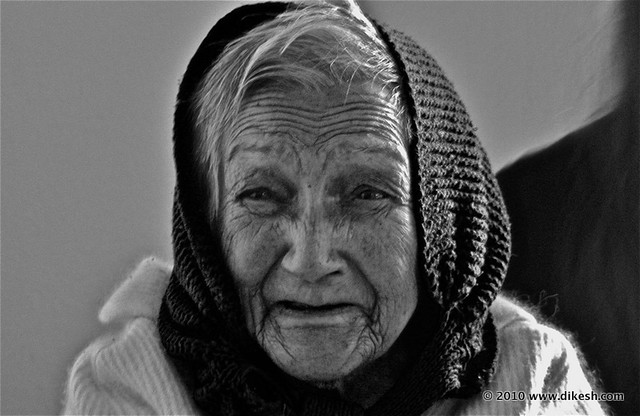 101 years old lady not women :)