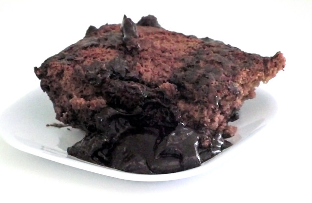 Hot Fudge Brownie Cake Recipe