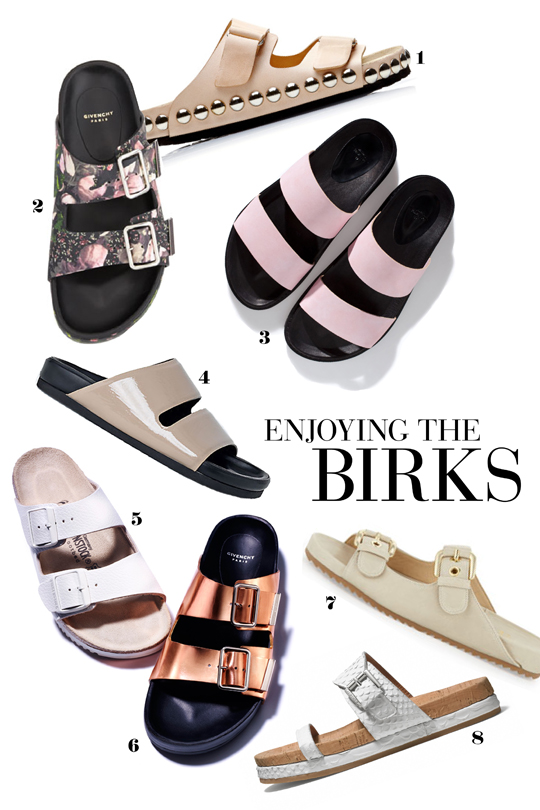 e32bdbf8c0be Enjoying the Birks  8 Birkenstock-Inspired Sandals for Every Budget