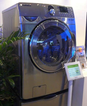 staber washing machine review