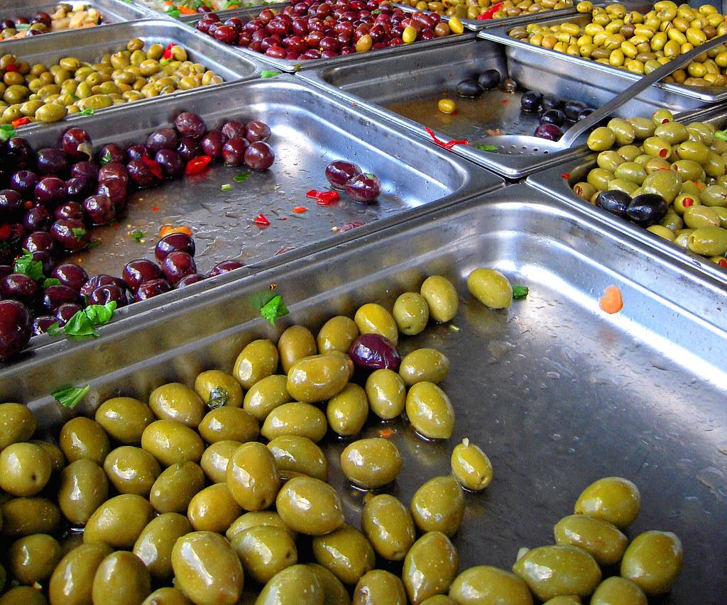 Un Mare di Olive