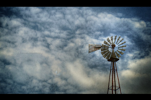 county blue chicago texture windmill clouds rural ga georgia skies power south country olympus jackson hdr the e510 aermotor photomatix