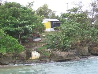 Jamajka, žuta kuća