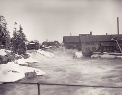 Trollhättan Falls, Sweden