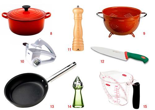 Liste outils cuisine j 39 ai faim toi - Outil de cuisine liste ...