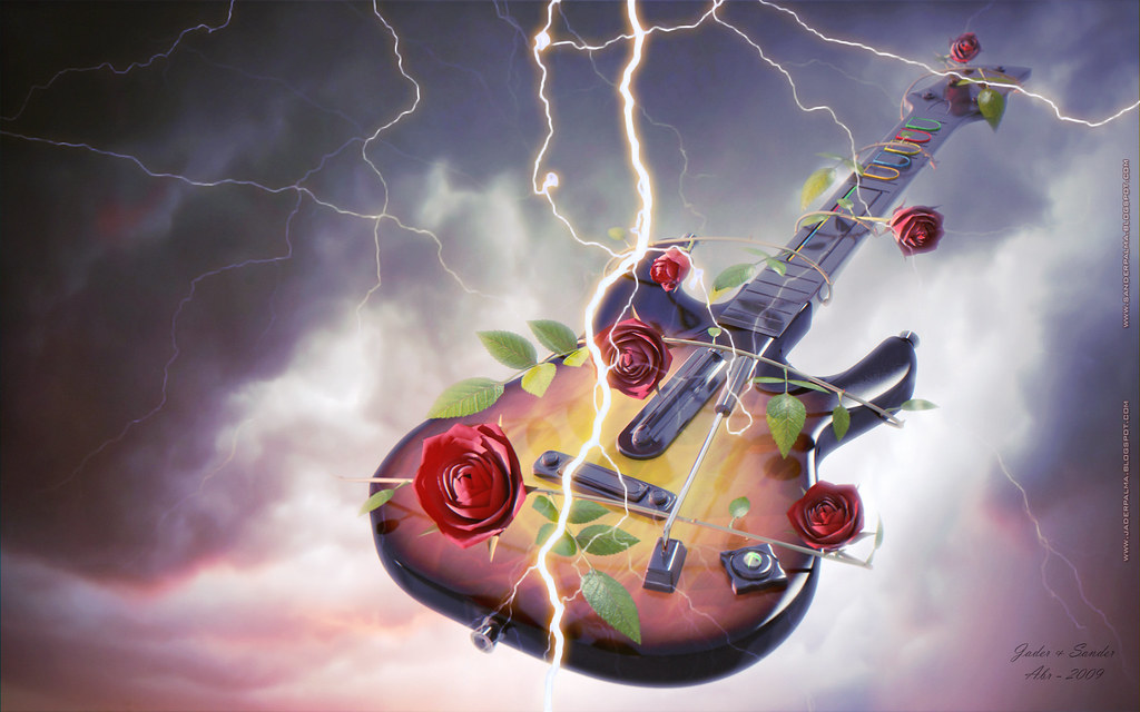 Guitar Hero 2 by Jader Palma