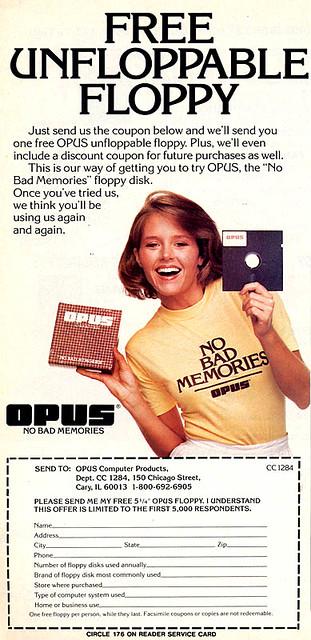 Free Unfloppable Floppy