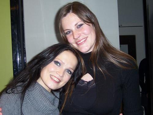 Floor Jansen And Tarja Turunen 4