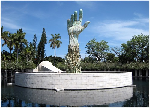 Holocaust Memorial, Miami Beach, Florida