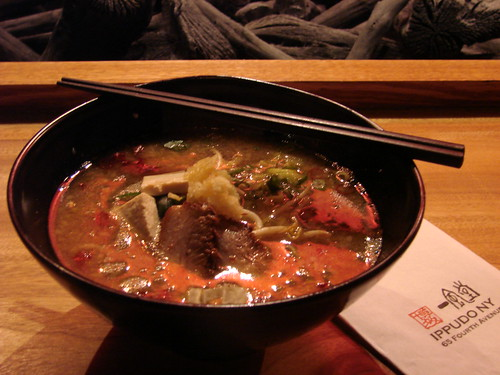Special Ramen from Ippudo