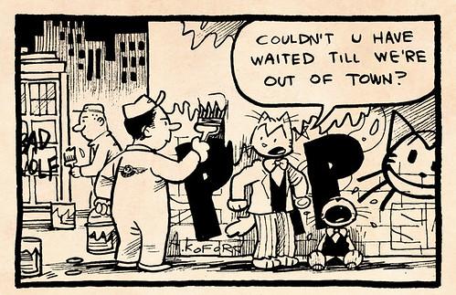 Laugh-Out-Loud Cats #1151 by Ape Lad