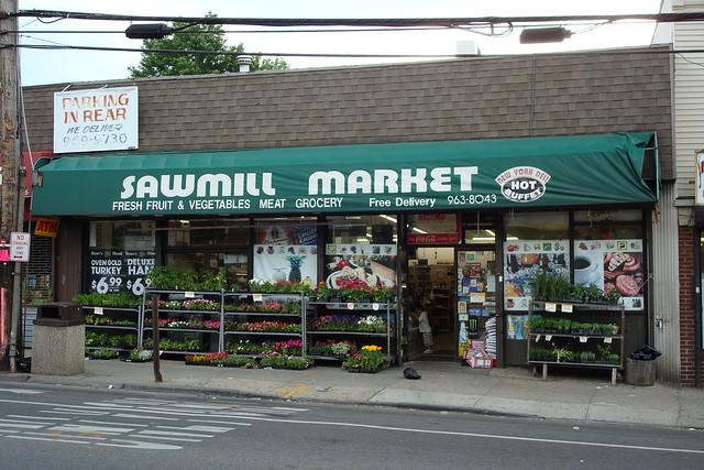 Sawmill Market, Yonkers NY