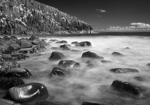 Misty Waves BW (Cullernose point)