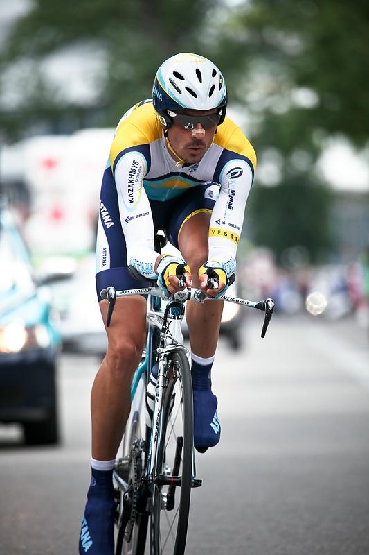Tour de Suisse: Andreas Klöden