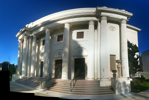 Internet Archive exterior by misterbisson