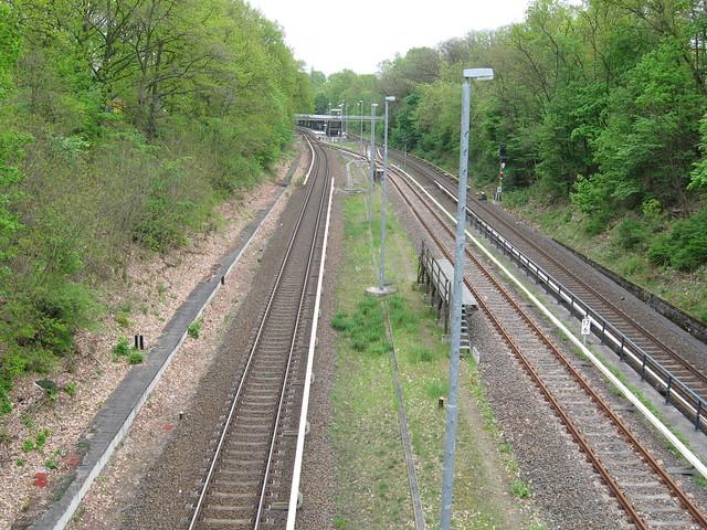 S-Bahn Pichelsberg