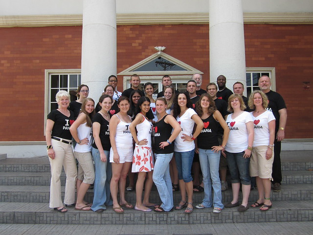 8th Annual Study Abroad Program in Panama (May 2010)
