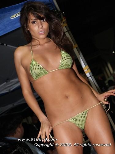 spocom long beach 2008   jasmin pacheco wearing bikini