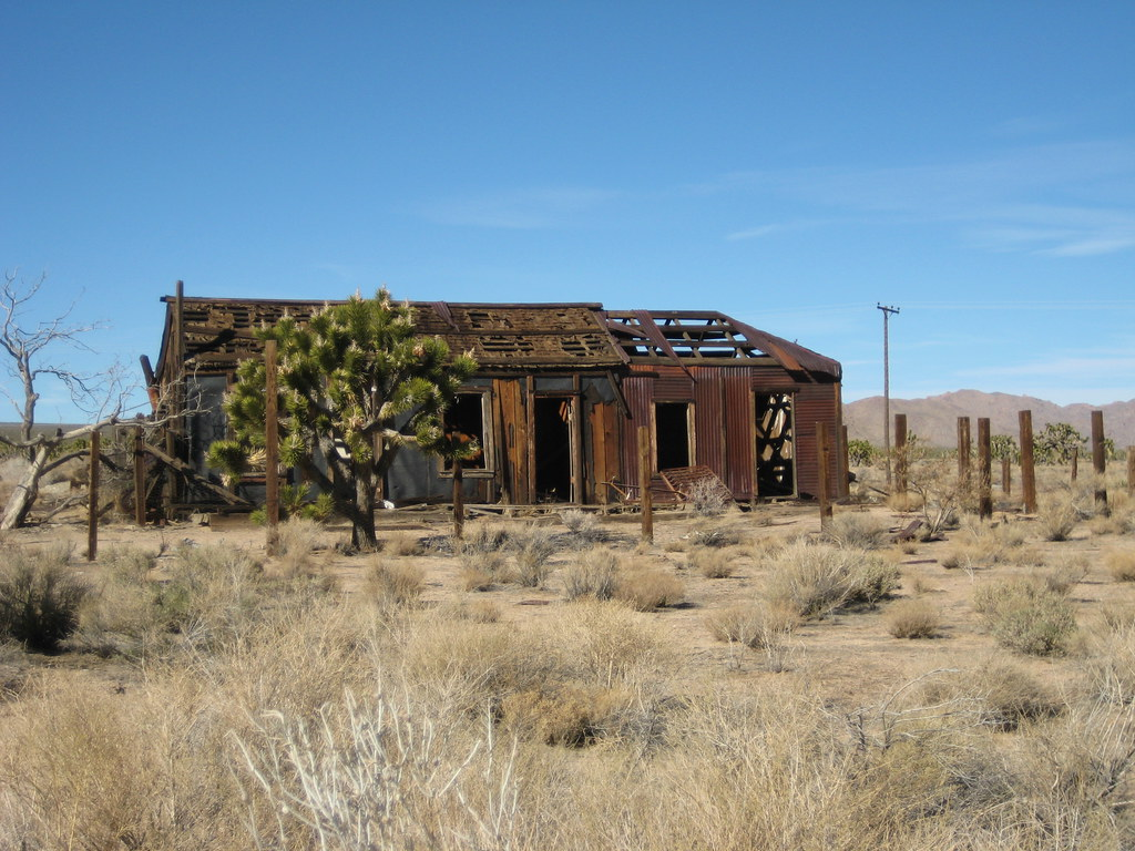 Ghost Town, Cima CA