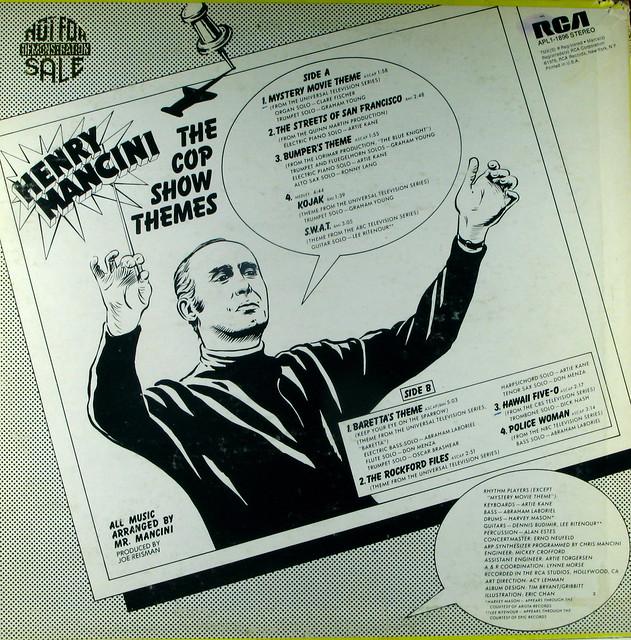 Header of Henry Mancini