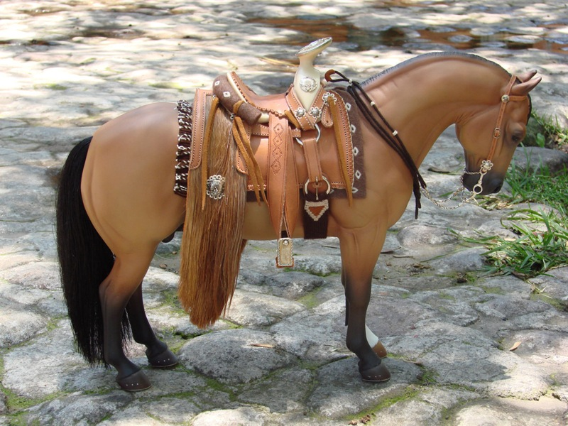 Caballos 1 6 for Monturas para caballos