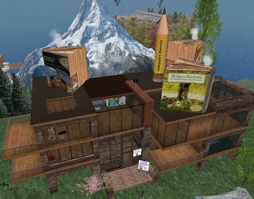 Inkygirl Haven For Children's Book Authors & Illustrators on Second Life