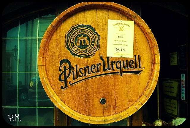 "Пиво ""Pilsner Urquell"""