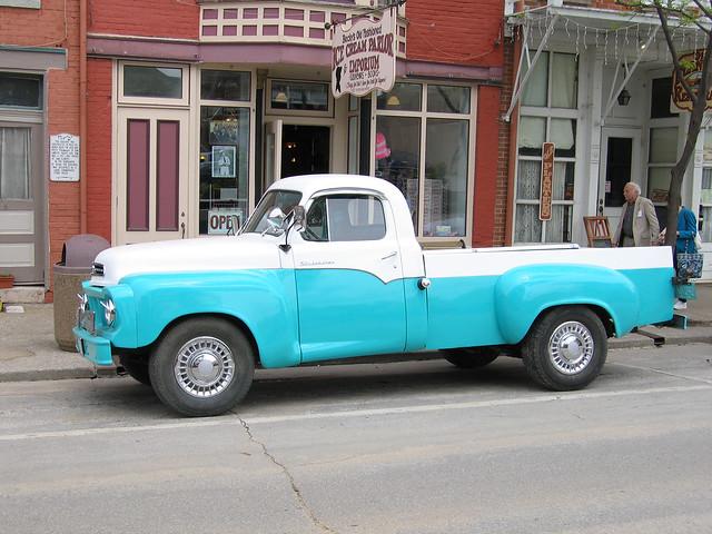 1959 (?) Studebaker Pickup | Flickr - Photo Sharing!  1959 (?) Studeb...